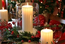 Tablescapes & Centerpieces / by Sandra Cox