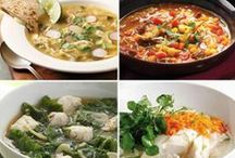 500-Calorie Dinner Menus / by EatingWell Magazine