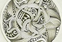Stunning Mandalas / by Mari Kuehn