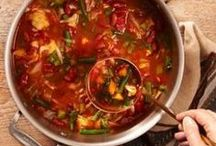 Chili, Soups & Stews / by EatingWell Magazine