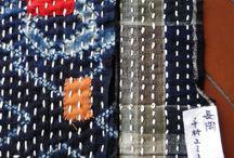 Sashiko / Stitching patterns / by Alice Welborn