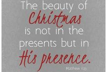 ~Celebrate CHRISTmas~ / by Michelle Howard
