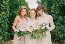 Becky's Bridesmaids! / by Amanda Roth | ARBR Pictures