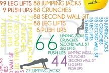 Workout / by Jennifer Tuttle