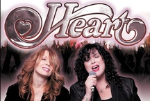 HEART / Girls.....Ive been following your band since 1976.   Love those girls!!! / by Patricia Conlon