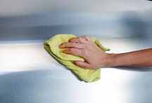 LetsGetCleaning / Let's just say, we all love those little tricks to cleaning and the ways to keep the home nice and clean. Use these as guides on how to keep clean with some simple doings.  / by Sara Brooke