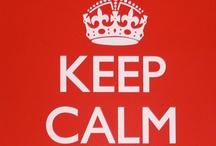 JUST; KeepCalm / Keep Calm And Enjoy / by Sara Brooke