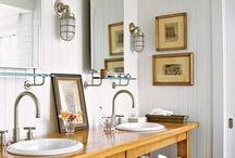 Bathroom Remodel Ideas / by Brittany Maynard