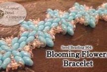 Beading Bracelet / by Patricia Conlon