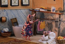 dollhouse miniature awesome ♥ / Collection of the dollhouse miniatures and doll houses I come across and love in my (significant amount of) surfing this topic :).  / by Tori Carpenter (Torisaur)