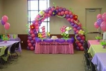 party ideas / by Carol Whitfield