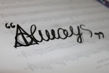 """After All This Time?"" ... ""Always"" / by Amber Johnson"