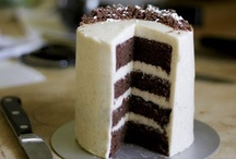 Cakes and Cupcakes / by Whitney B :: FoodCanFixEverything.com