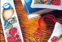 Cross stitch - Bookmarks from others (most with pattern)  / by Marian van Kooten-Stok