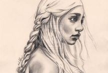 Game of Thrones / to aid my addiction  / by Monet St. Louis