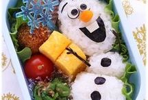 Bento lunches / by Monet St. Louis