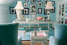 My Dream Home Office / ideas and inspiration for a lovely and chic work-from-home space.  / by Erin Whitlock Brown / Brains of the Outfit