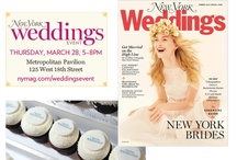 Bridal Happenings & Events / Bridal Events, Upcoming Magazine Covers, & Wedding Related Event Info / by Events Beyond {Event Designer & Planner}