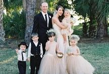 Adorable Flower Girl & Ring Bear Ideas / Dresses, shoes, hair pieces, baskets,etc. / by Events Beyond {Event Designer & Planner}