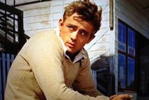 James Dean / Dream as if you'll live forever. Live as if you'll die today. 