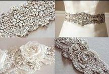 Wedding Sashs & Belts / by Events Beyond {Event Designer & Planner}