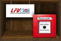 Landesfeuerwehrverband Bayern / by Kainz Werbeagentur