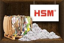 HSM / HSM Bürotechnik und Umwelttechnik. / by Kainz Werbeagentur