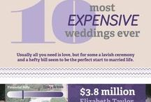 Fun Wedding Facts / by Events Beyond {Event Designer & Planner}