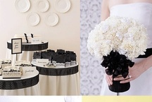 Classic Black/White Wedding / by Events Beyond {Event Designer & Planner}