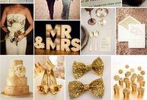Gold Wedding / by Events Beyond {Event Designer & Planner}