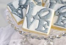 Silver, Gray, Glitzy Glam Wedding / by Events Beyond {Event Designer & Planner}
