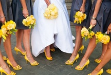Yellow Wedding / by Events Beyond {Event Designer & Planner}