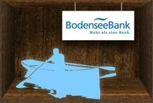 BodenseeBank / by Kainz Werbeagentur
