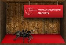 Feuerwehr Gersthofen / by Kainz Werbeagentur