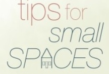 Small Spaces (NYC Living) / Do you have a small apartment, home, cottage, etc? Do you live in a metropolitan area? As a New Yorker I know how difficult it can be when it comes to space. This board is filled with small space saver ideas, tips, tricks, layouts, floor plans, and products! I even included small garden and out door space as hey some of you city people may have small out door spaces! PS- If you have outdoor space I love a good party and always bring wine! / by Events Beyond {Event Designer & Planner}