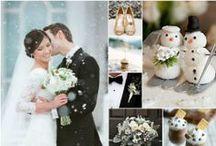 Winter Wedding / by Events Beyond {Event Designer & Planner}