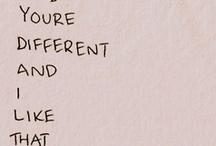 Inspiring Words / by Jordan Lowney