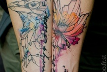 Tattoos / by Vienna Waller