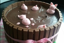 Celebration Cakes / by Grace Tennent