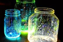 Jars & what to do with them... / by Grace Tennent