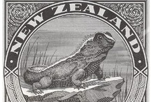 ♥ New Zealand ♥  / Designs from New Zealand / by Bradley Walker