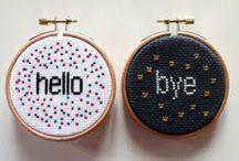 Embroidery / by Rosa Díaz