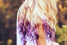Hair + Colour = Awesome / by Grace Tennent