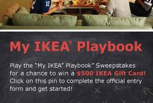 My IKEA Playbook / by Becca Key