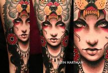 Tattoos / . / by Rebecca Lopez