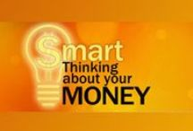 $mart Thinking About Your Money / Reliable advice and tips about managing and saving your money-- from MPT's finance experts and more!  Follow us on Twitter: @SmartThinkMoney / by Maryland PublicTV