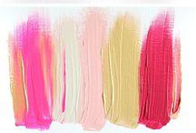 Color Inspiration / by Sarah Ryan