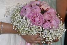 Bouquet de mariée  / by Hélène Mafeerie
