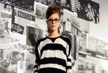 color   black + white / #colorComboTrend #2013 #fashion #decor #2013Trend / by Katie Hatch