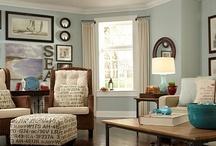 Room Inspiration / by Cheryl Brickey